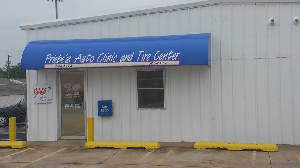 Priebe's Auto Clinic and Tire Center