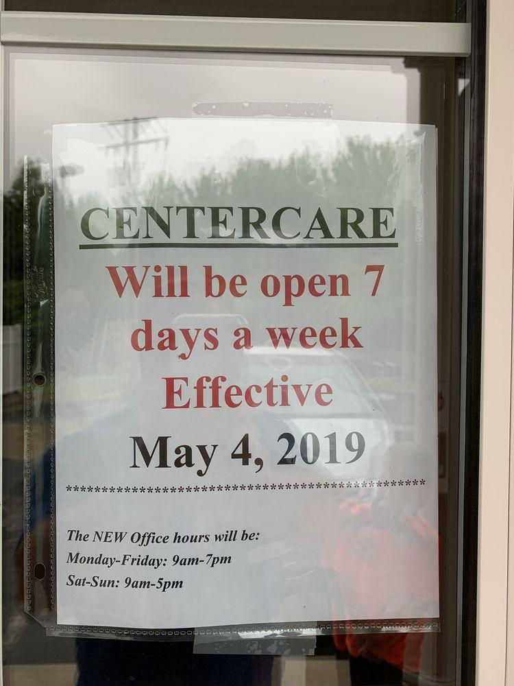 Centercare Urgent Care: 15521 Real Estate Ave, King George, VA