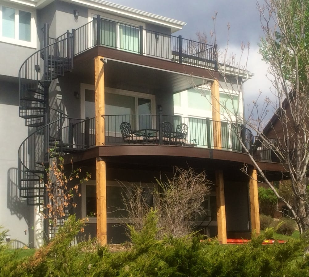 Add A Deck: 25560 Pleasant Park Rd, Conifer, CO