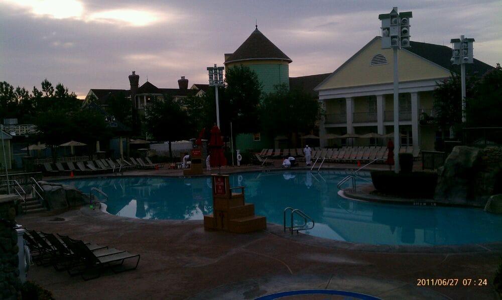 Lake Buena Vista Resort And Spa Wifi