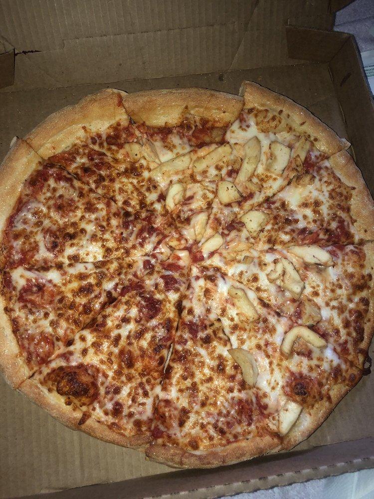 Golden $5 Pizza: 1033 N Waterman Ave, San Bernardino, CA