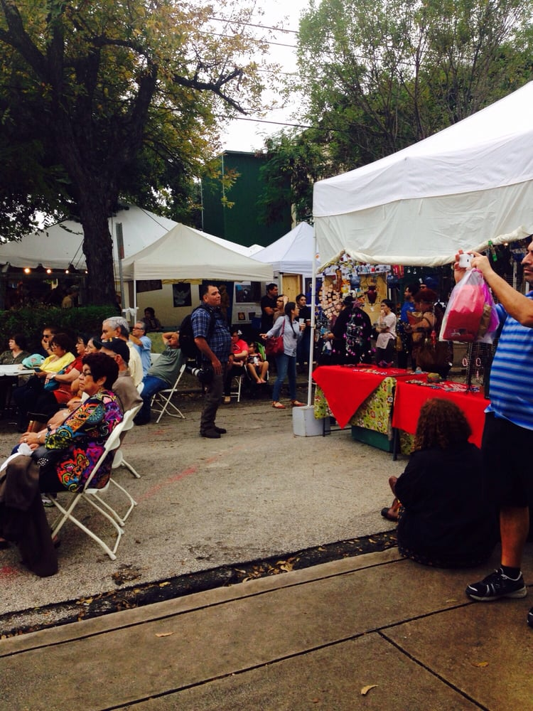 Peace Market Features Hand Made Gift Vendors And