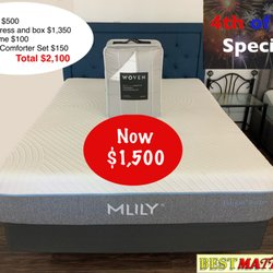 best mattress 25 photos \u0026 22 reviews mattresses 4002 n stonephoto of best mattress tucson, az, united states milily fusion luxe 1000