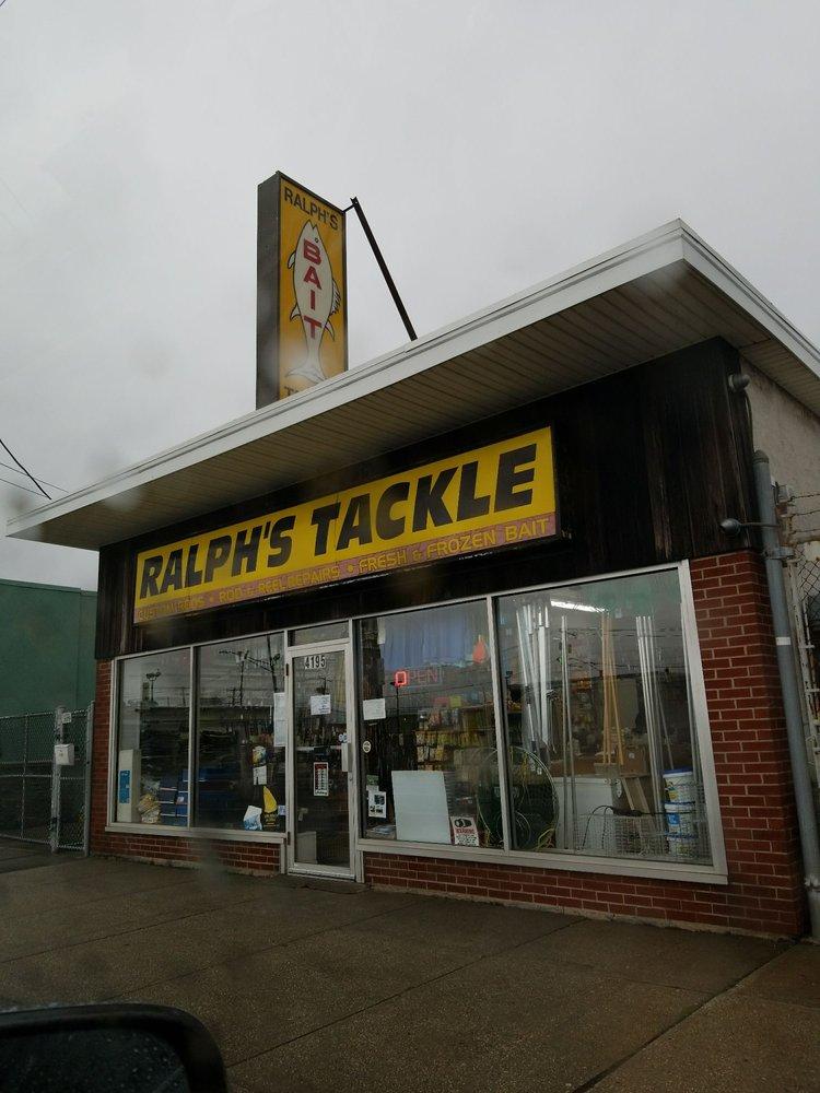 Ralph's Tackle & Sporting Goods: 4195 Austin Blvd, Island Park, NY