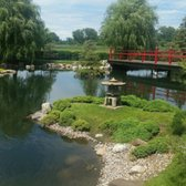Photo Of Normandale Japanese Garden   Minneapolis, MN, United States. The  Grounds