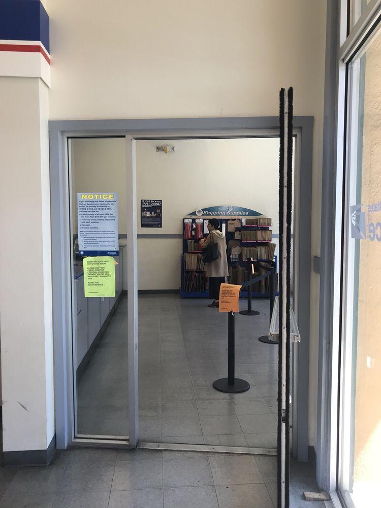 US Post Office: 1191 Solano Ave, Albany, CA