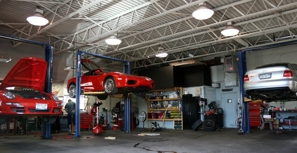 Black Forest Motorsport: 4585 Genesee St, Cheektowaga, NY