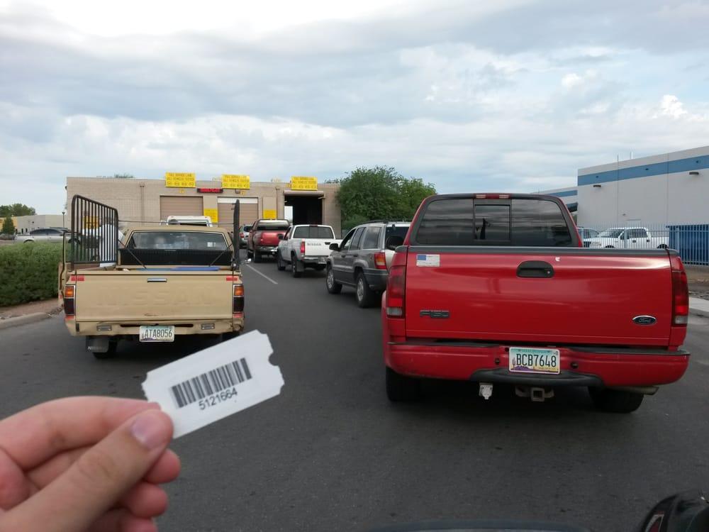 Arizona Vehicle Emissions Test