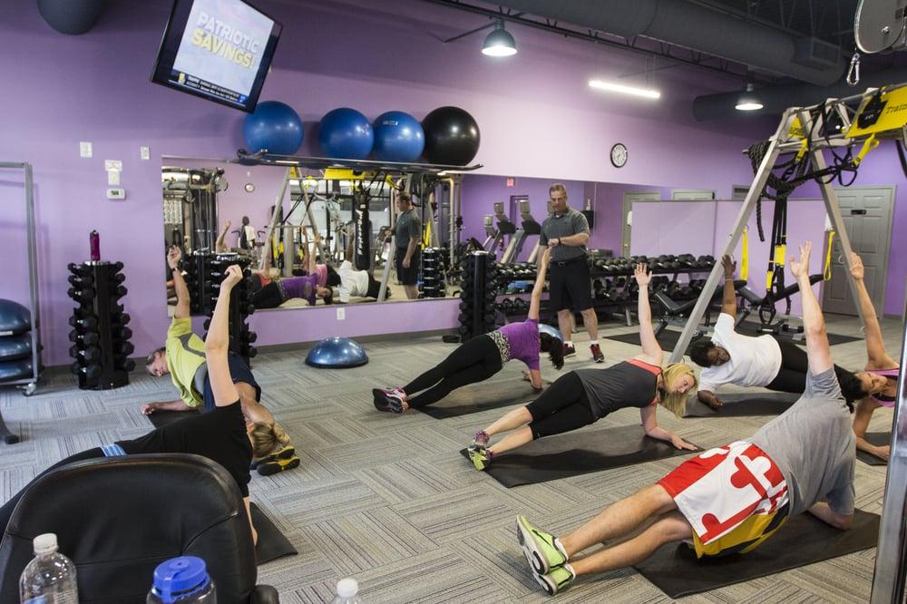 HappyLee Fitness Studio: 576 Benfield Shopping Ctr, Severna Park, MD