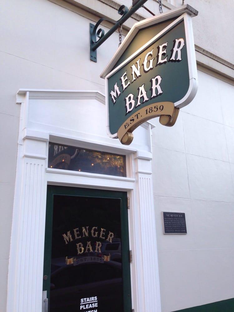 Menger Bar 119 Photos Amp 108 Reviews Bars 204 Alamo
