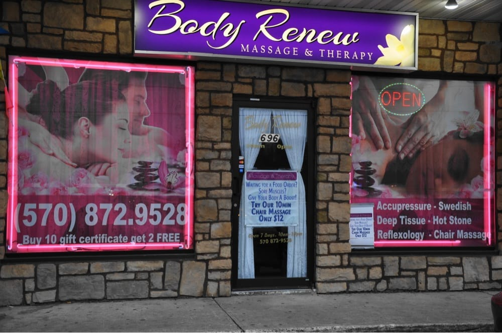 Body Renew: 696 Milford Rd, East Stroudsburg, PA
