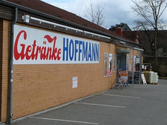 Getränke Hoffmann - Beverage Store - Friedrich-Ebert-Str. 14 ...