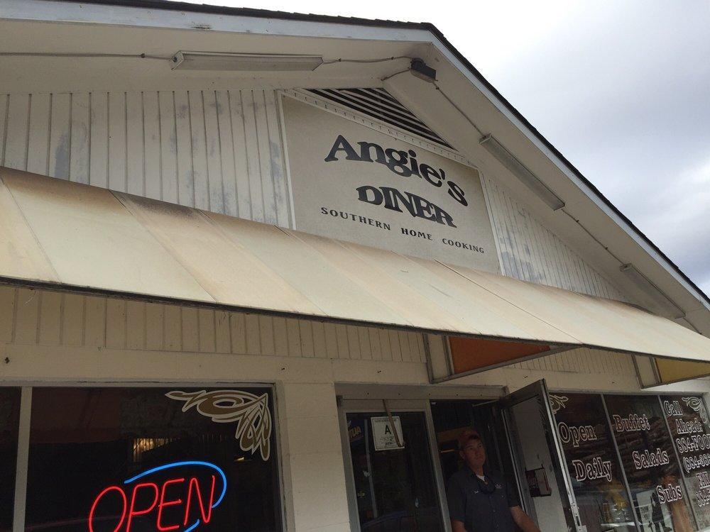 Angie's Diner: 510 N Coastal Hwy, Midway, GA