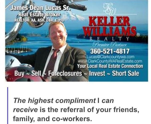 Elite Realty NW - Keller Williams: 915 Broadway, Vancouver, WA