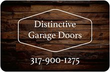 Distinctive Garage Doors: 506 E Howard Ave, Arcadia, IN