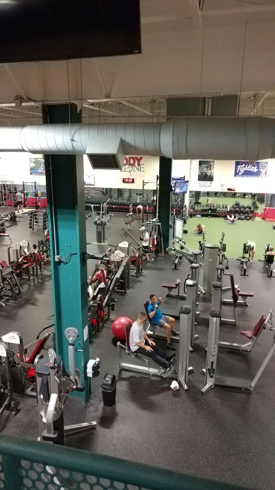 Body Zone Sports and Wellness Complex: 3103 Paper Mill Rd, Wyomissing, PA