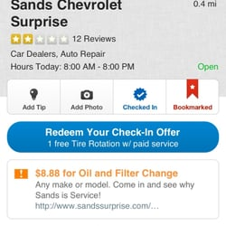 sands chevrolet surprise. Cars Review. Best American Auto & Cars Review