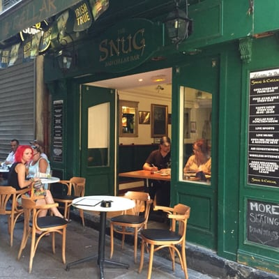 Snug & Cellar Bar