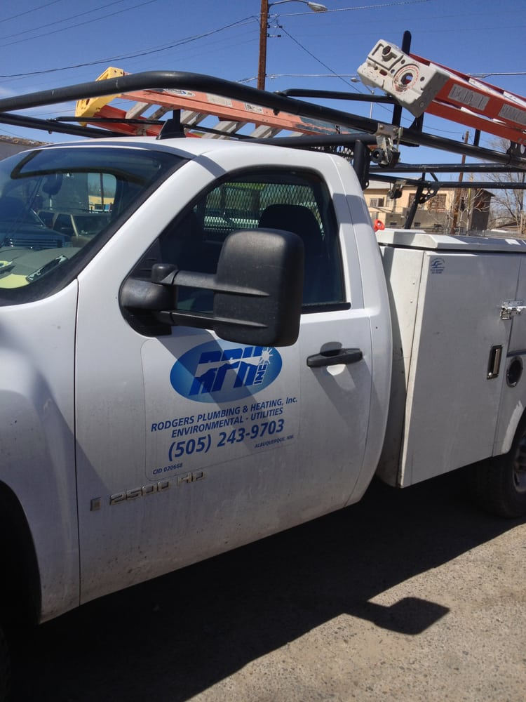 Rodgers Plumbing And Heating: 5105 Williams St SE, Albuquerque, NM