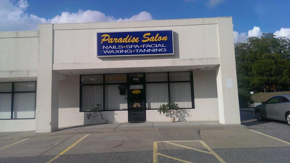 Paradise Salon: 802 E Washington St, Nashville, NC