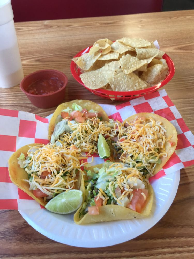Tacos Las Tejanitas