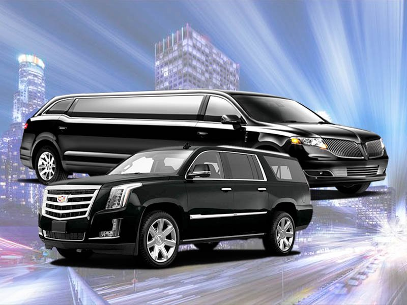 Crown Limousine LA: 12300 W Washington Blvd, Los Angeles, CA