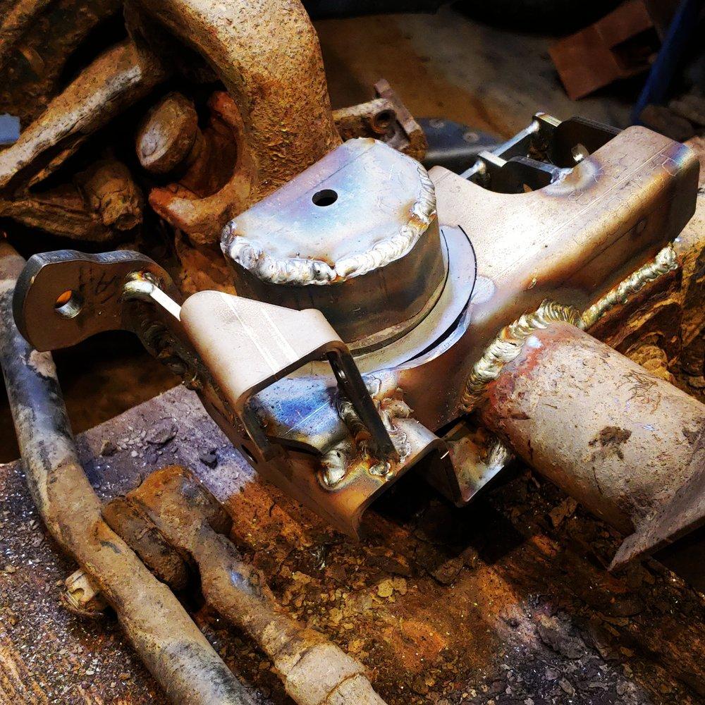Hammerjockey Repair