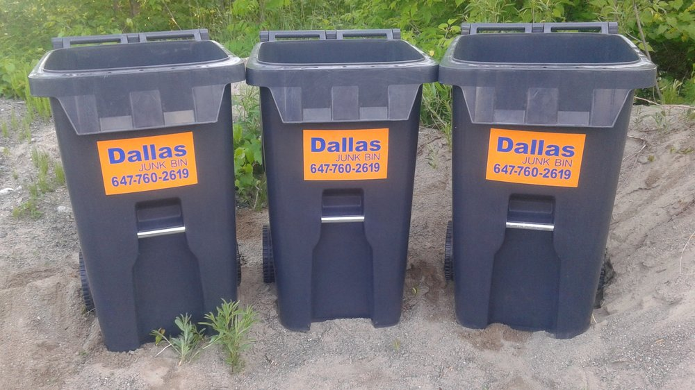 Dallas Junk Bin Get E Removal Hauling Toronto On Phone Number Yelp