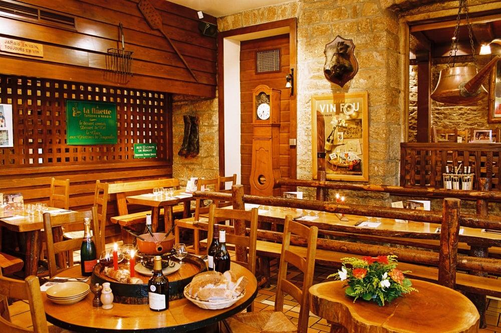 La Finette Taverne d'Arbois: 22 Avenue Pasteur, Arbois, 39
