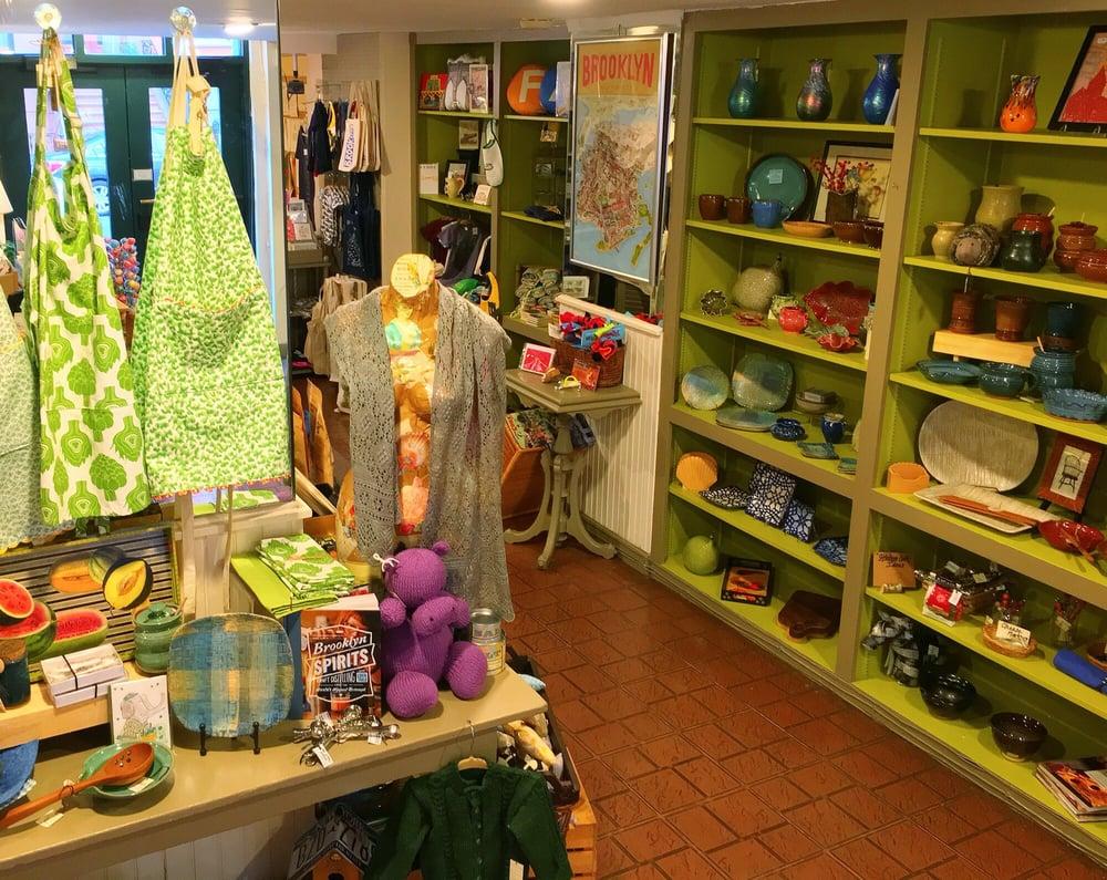 Brooklyn Women's Exchange: 55 Pierrepont St, Brooklyn, NY