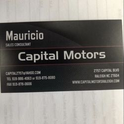 Capital motors get quote auto loan providers 2757 capital blvd photo of capital motors raleigh nc united states reheart Choice Image