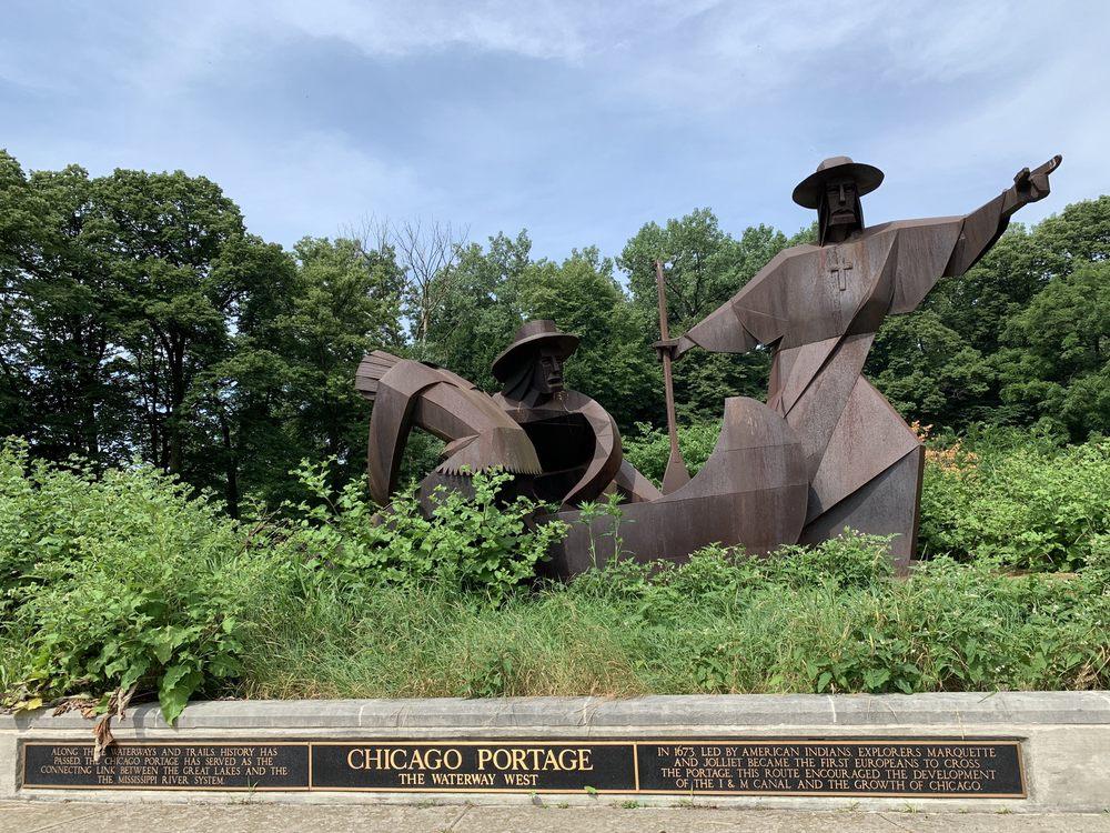 Chicago Portage National Historic Site: Salt Creek Greenway, Lyons, IL