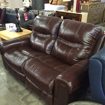 Photo Of Stylehouse Furnishings   Nipomo, CA, United States. Leather Power  Reclining Love