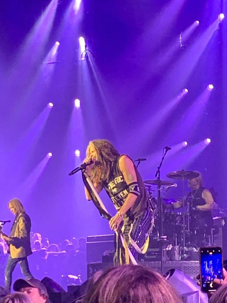 Aerosmith Residency