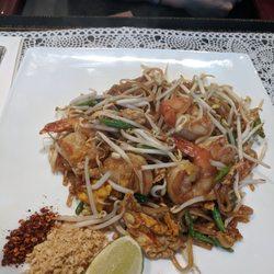 115a810ae9ab Photo of Erawan Take Away & Thai Restaurant - Genève, Switzerland. Pad Thai  with