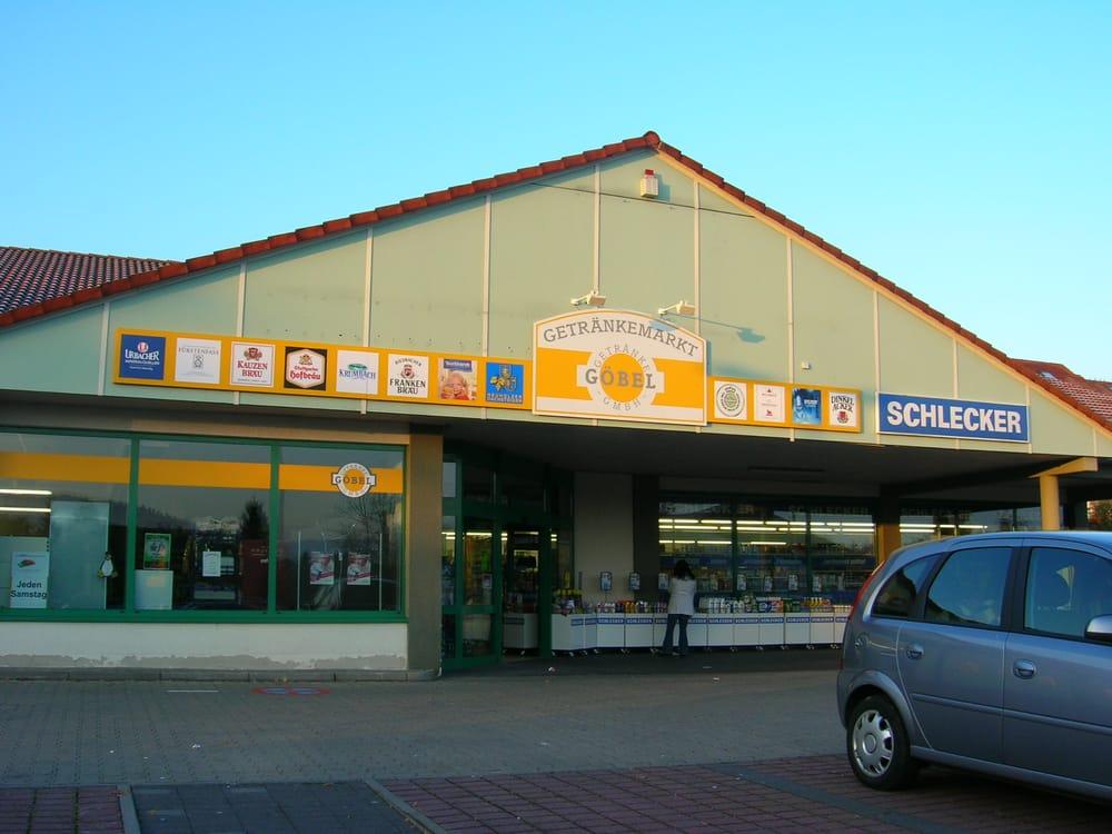 Getränke Göbel - Getränkemarkt - Seestr. 51, Gaildorf, Baden ...