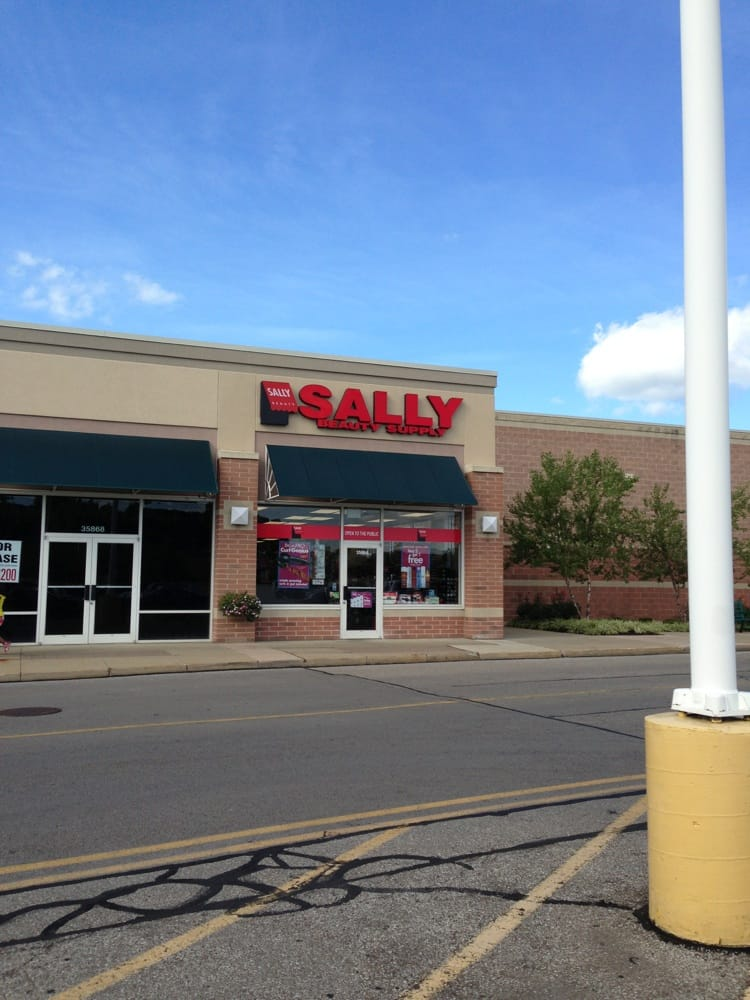 Sally Beauty Supply: 35864 Detroit Rd, Avon, OH