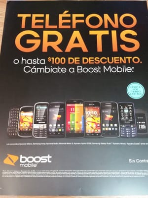 Boost mobile reviews yelp