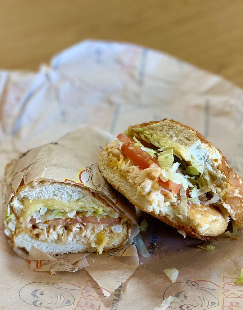 Ike's Sandwiches: 1822 N Main St, Salinas, CA