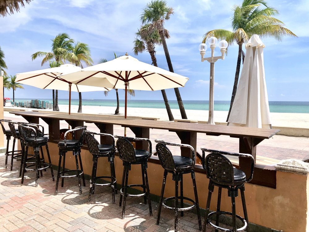 Riptide Ocean Front Hotel