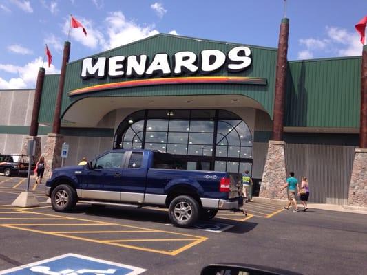 Menards store locations in michigan