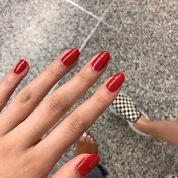 Photo Of U Pretty Nails Toronto On Canada Shellac Manicure Only 30