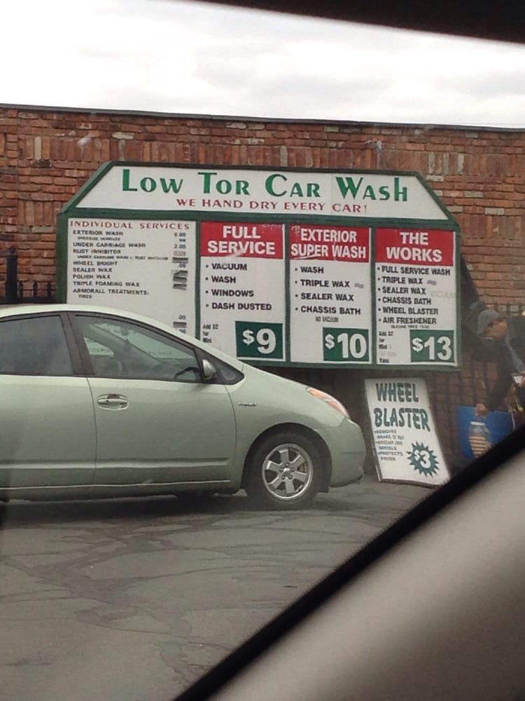 Low Tor Car Wash 118 Route 9w Haverstraw Ny Phone Number Yelp