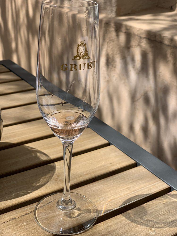 Social Spots from Gruet Winery - Santa Fe
