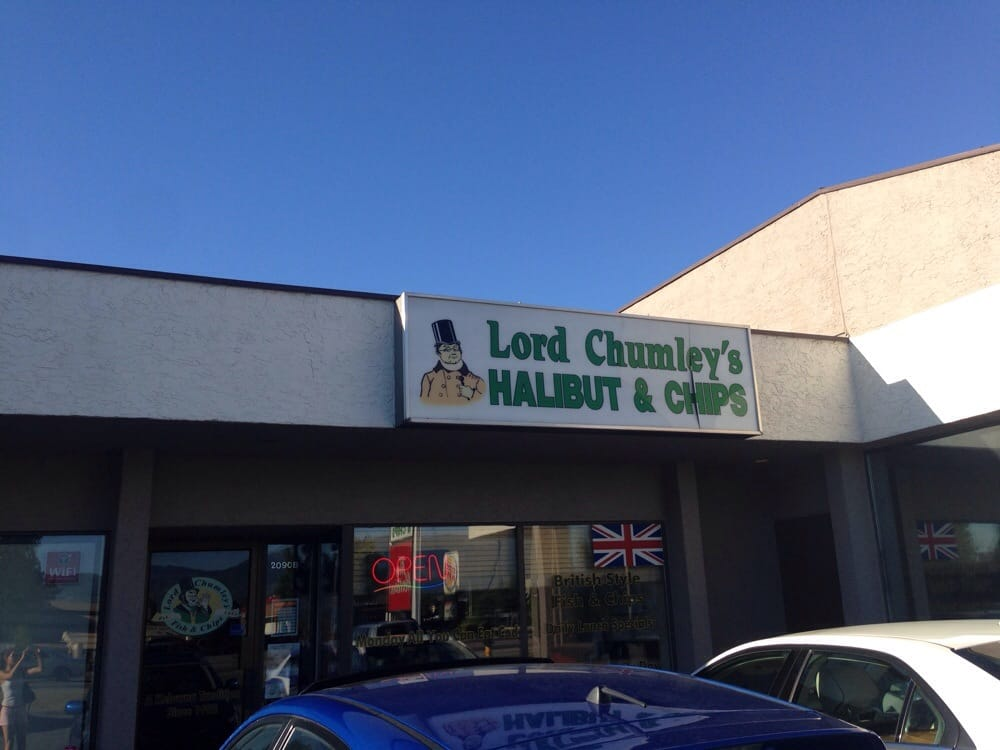 Lord Chumley S Restaurant
