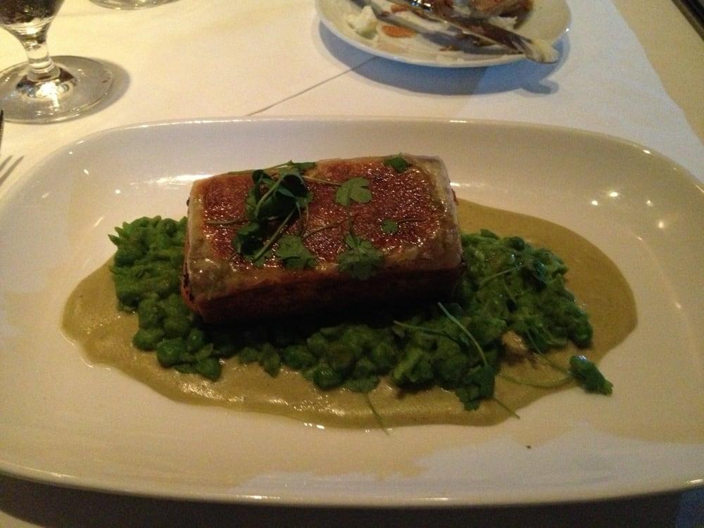 ... Cypress Restaurant - Charleston, SC, United States. Crisp wasabi tuna