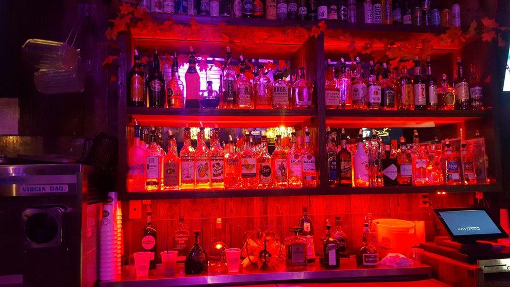 The Honi-Honi Bar: 19745 Garrett Hwy, Oakland, MD