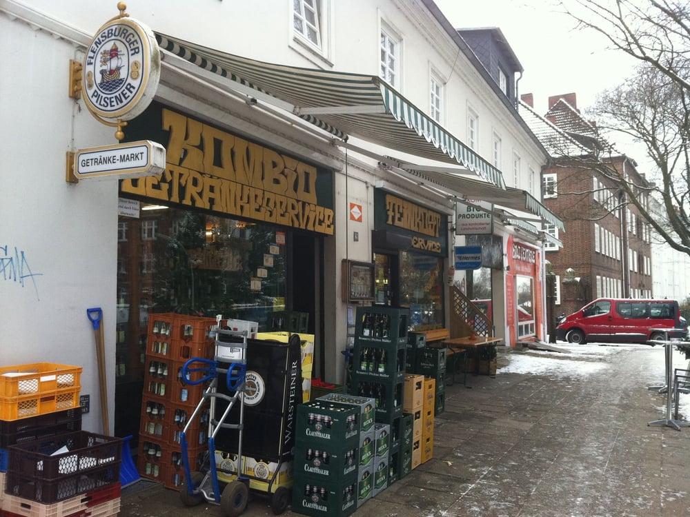 Kombio - Beverage Store - Bleickenallee 43 - 45, Ottensen, Hamburg ...
