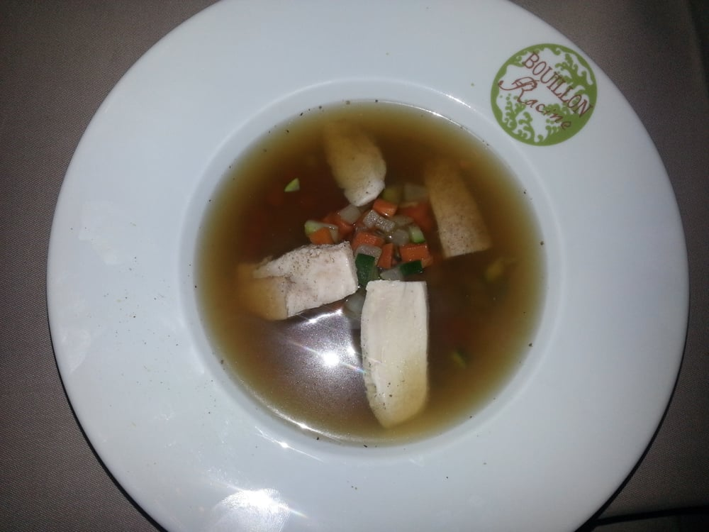 how to make beef broth with bouillon