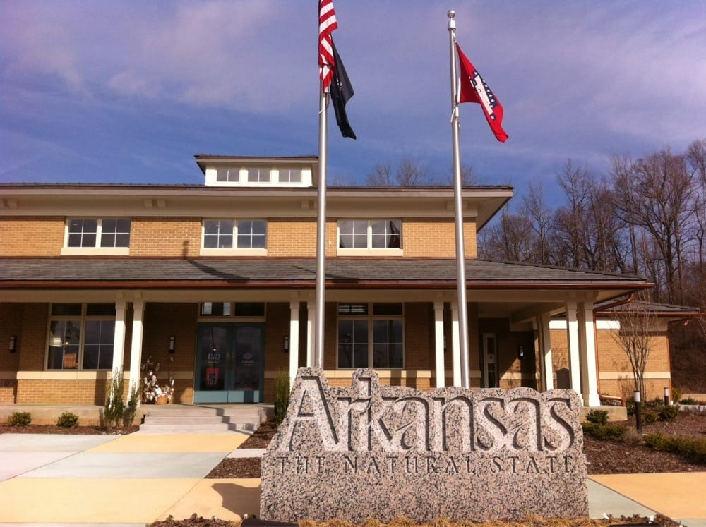 Arkansas Welcome Center: 580 US-49, Hickory Ridge, AR